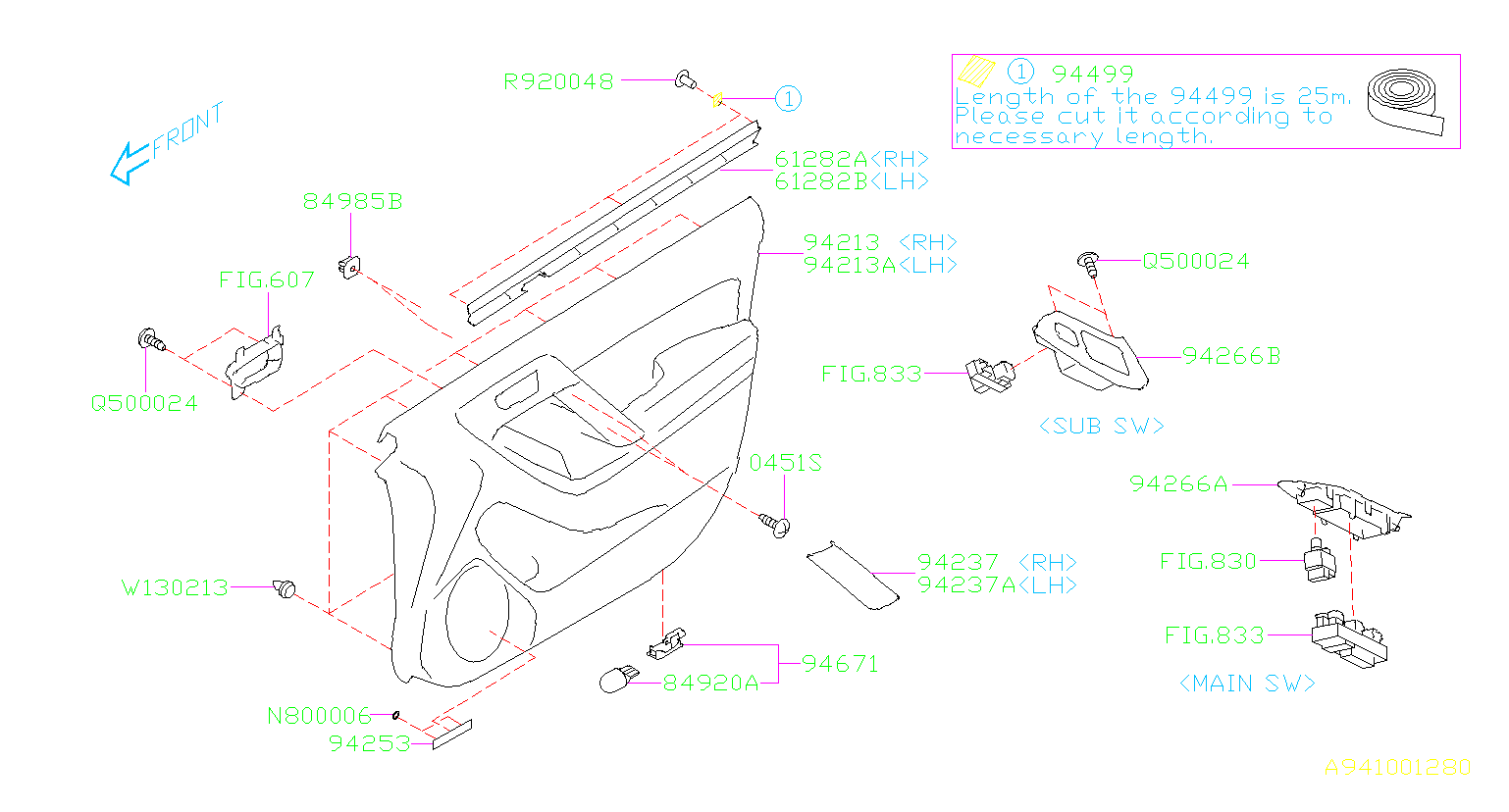 d7 console 2007 subaru forester window wiring diagram